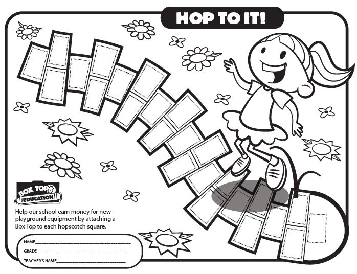 Box Tops for Education Collection Sheets | 'Aikahi Elementary PTA